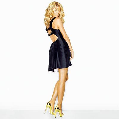 Heidi Klum for InStyle