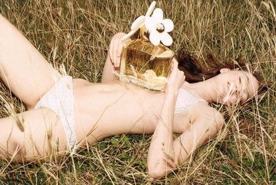 Marc Jacobs Daisy by Juergen Teller