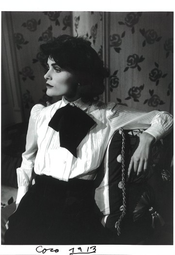 Edita Vilkeviciute as Coco Chanel