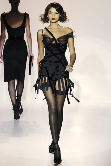 Jasper Conran Fall 2009 Photo: Imaxtree