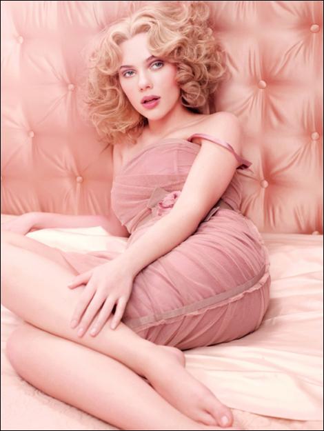 Scarlett for Dolce & Gabbana